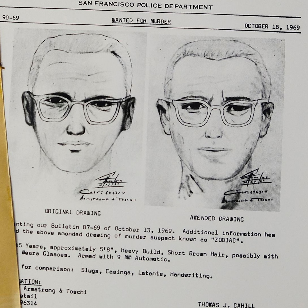 Why the Hunt for the Zodiac Killer Turned Into a Terrifying Puzzle for the Ages - E! Online