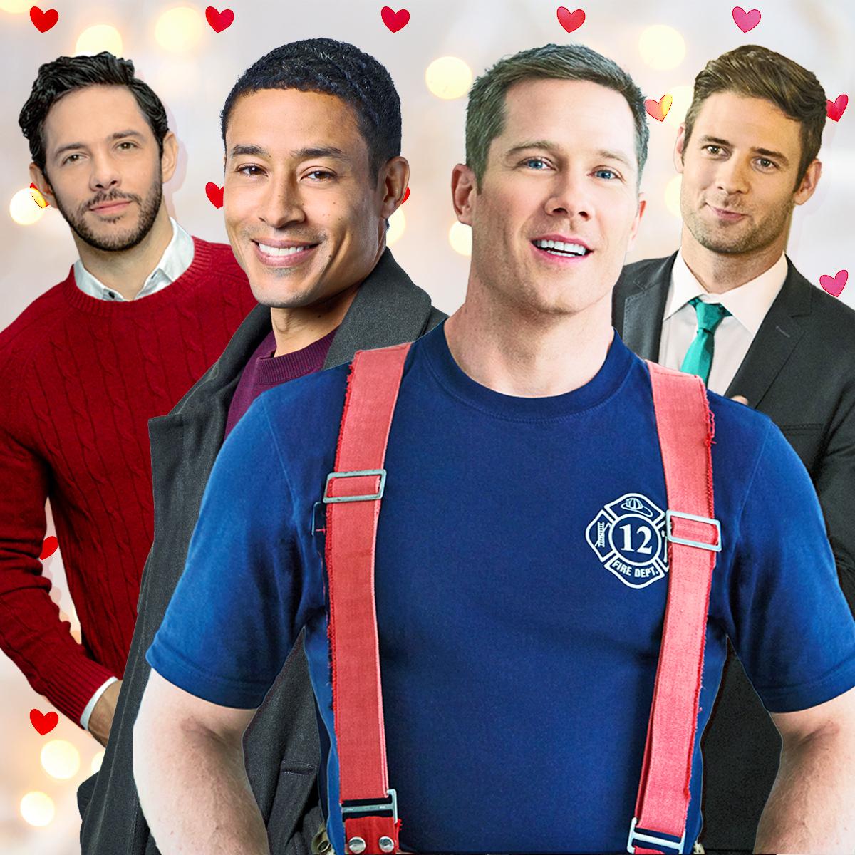 Breaking Down Hallmark's Roster of Christmas Movie Leading Men