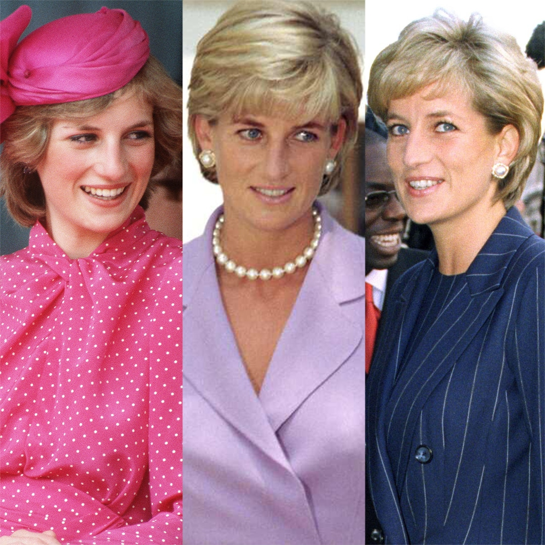 18 Things You Need to Embody Princess Diana's Iconic Style – E! Online