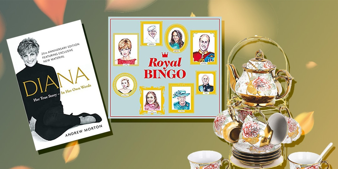 17 Gifts for Fans of The Crown - E! Online.jpg
