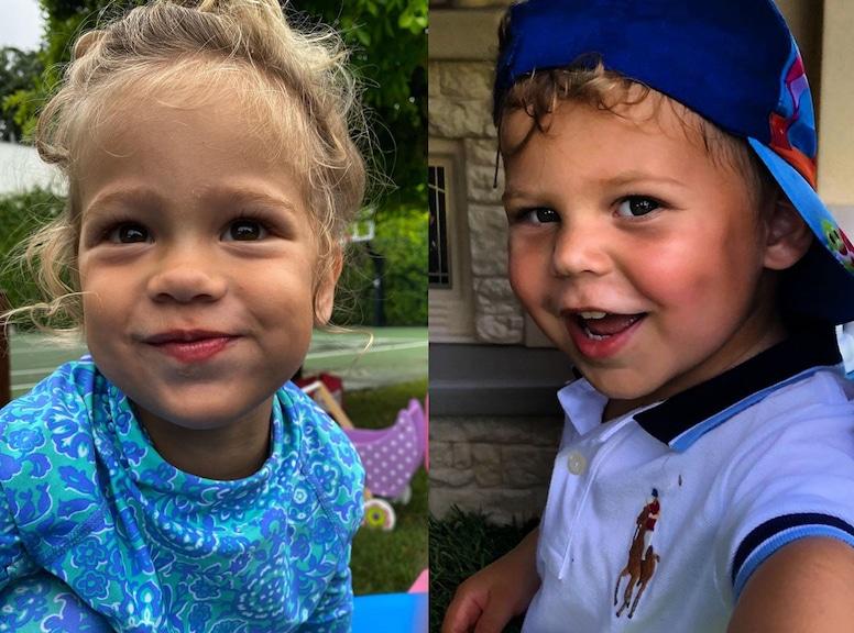 Anna Kournikova kids, instagram