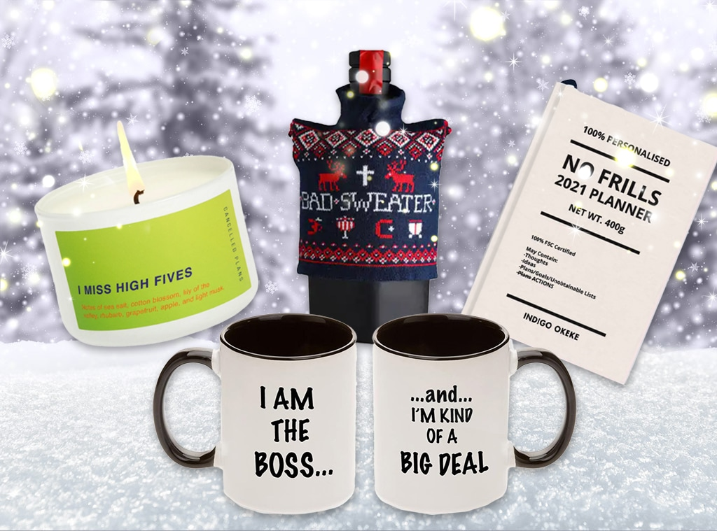 E-Comm: Holiday Gift Guide, Co-Workers