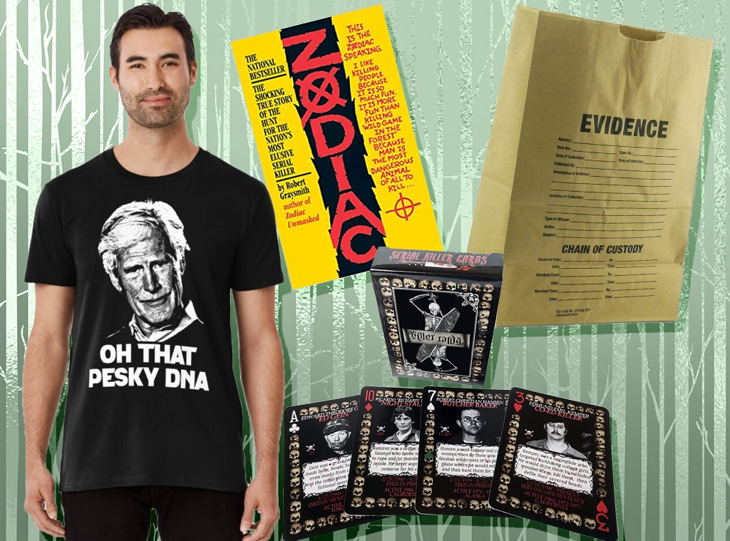 EComm, True Crime Gift Guide
