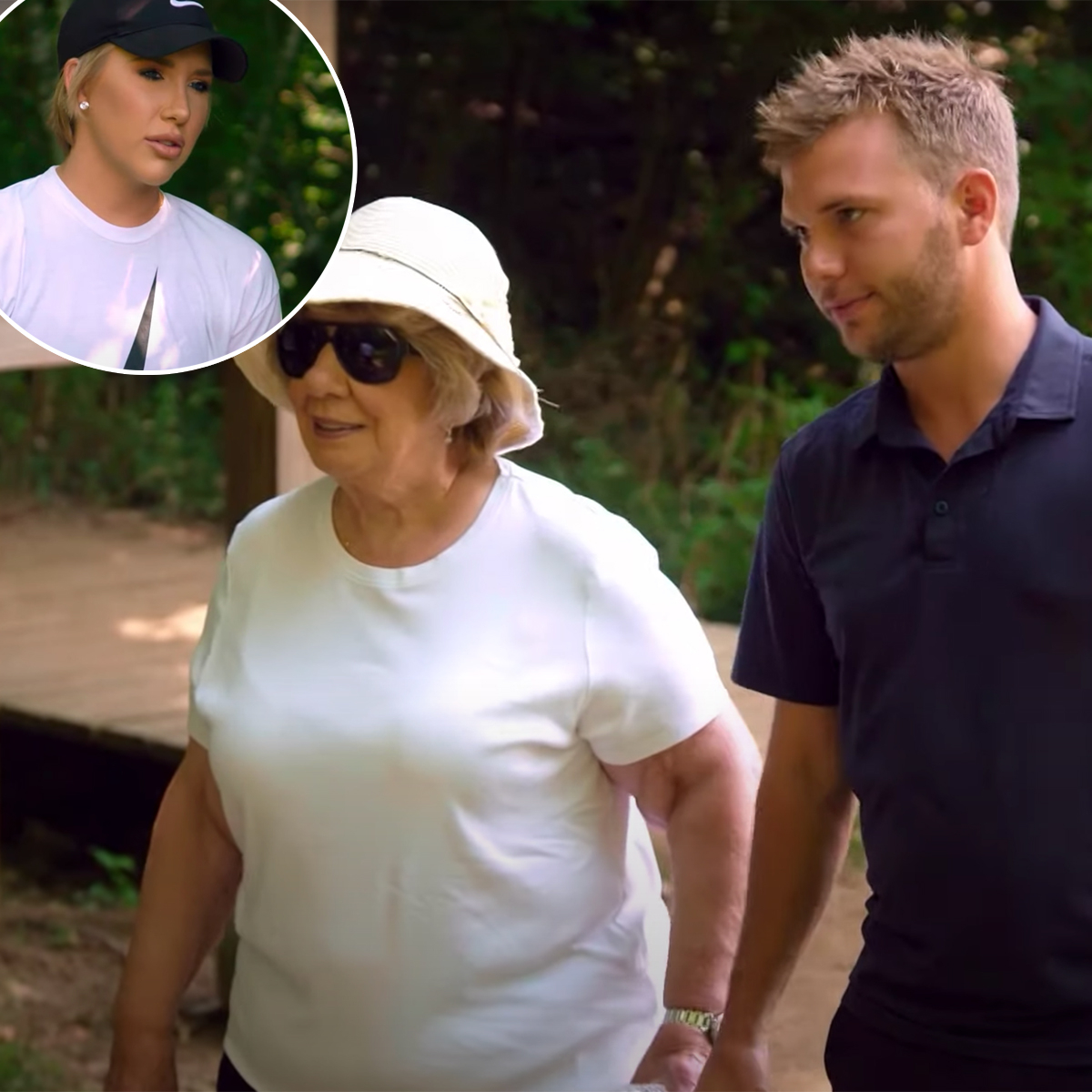 Chrisley Knows Best Preview: Nanny Faye's Hiking Trip With Savannah & Chase Does Not Go Well