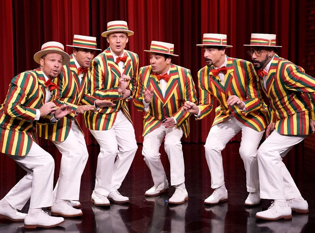 Backstreet Boys, Fallon 2020