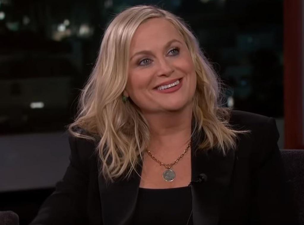 Amy Poehler, Jimmy Kimmel Live 2020