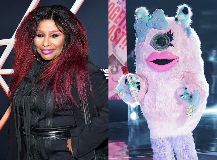 Chaka Khan, Miss Monster, The Masked Singer, Season 3