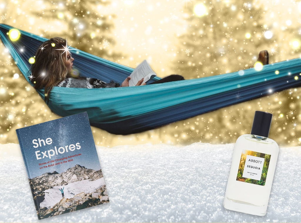 EComm, Holiday Gifts for the Outdoorsy