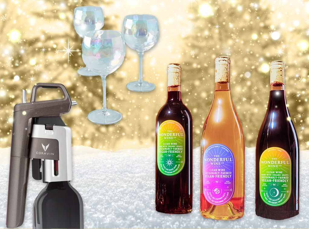 E-Comm: Wine Lovers Gift Guide, Holiday Gift Guide