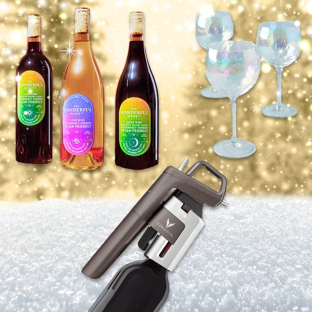 19 Vacation Items Wine Lovers Will Toast – E! On-line