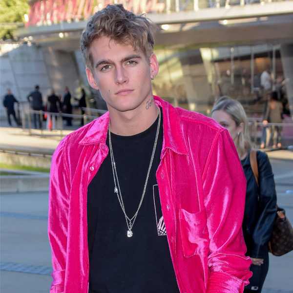 Presley Gerber Just Added Another Tattoo to His Growing Collection