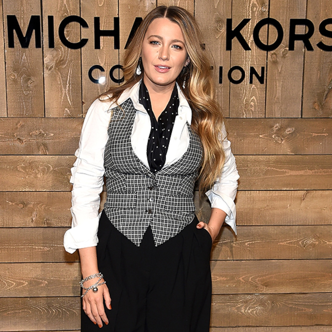 """Blake Lively Urges People to """"Stop the Scary Exploitation"""" of Celebrity Kids After Paparazzi Encounter – E! Online"""