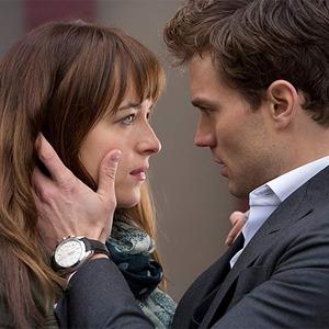 Fifty Shades of Grey, Jamie Dornan, Dakota Johnson