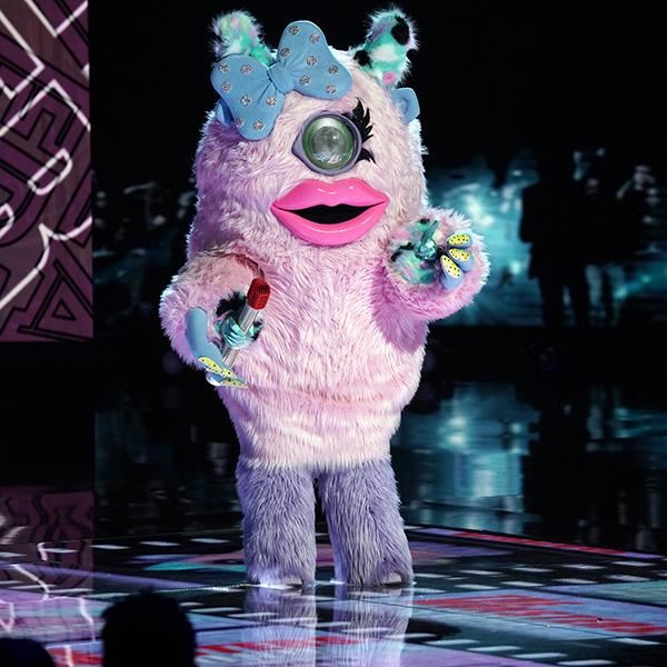 The Masked Singer Unmasks Miss Monster