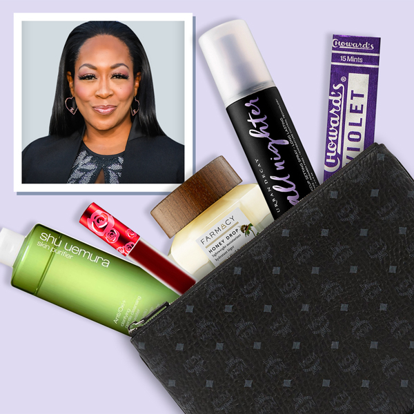The Neighborhood's Tichina Arnold Reveals What's in Her Bag
