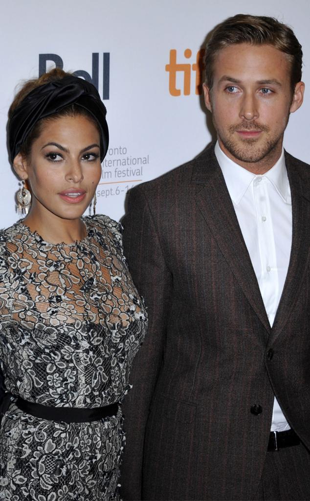 Eva Mendes Explains Why She Won T Share New Photos Of Ryan Gosling E Online
