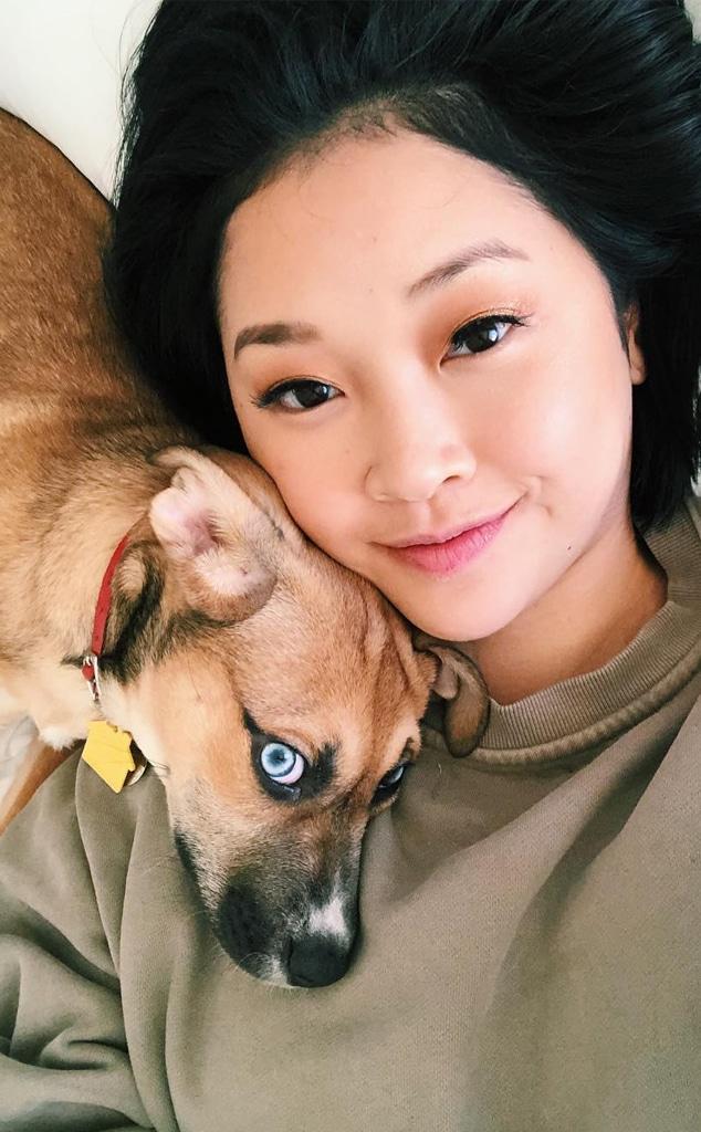 Lana Condor, Instagram 2019
