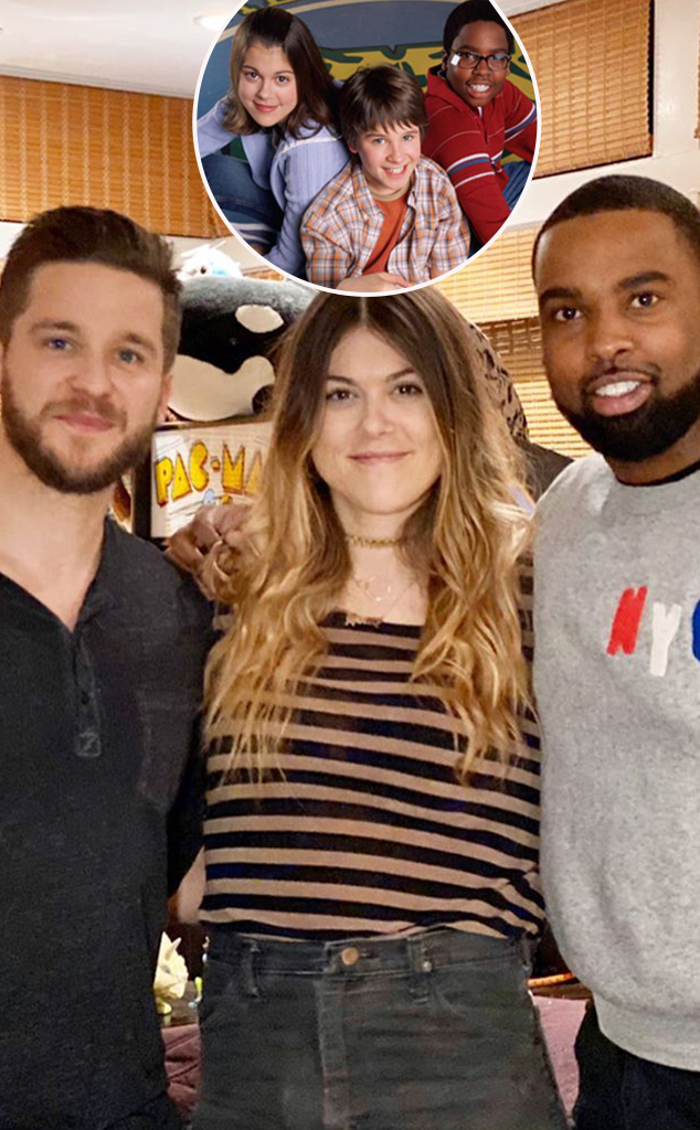 The Ned S Declassified Cast Reunited And They Re So Grown Up E Online Uk