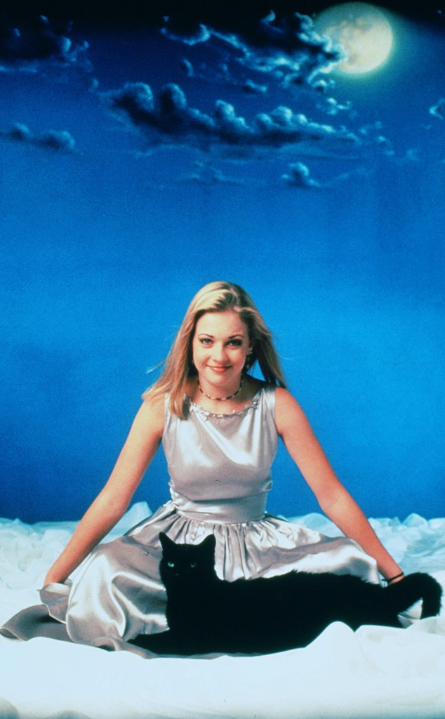 Sabrina, The Teenage Witch, Melissa Joan Hart