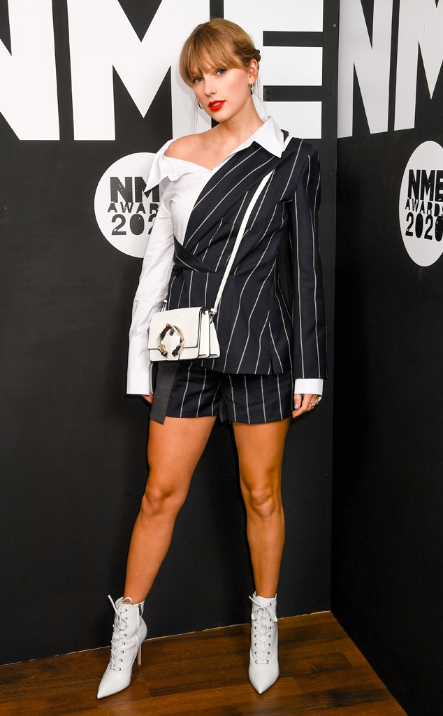 Taylor Swift, 2020 NME Awards