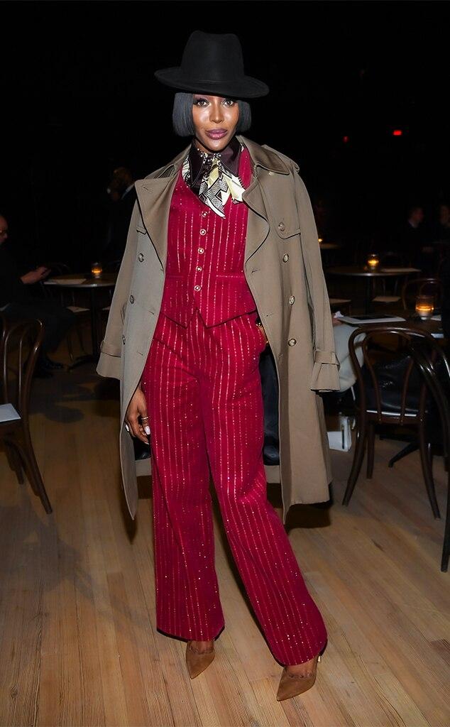 Naomi Campbell, 2020 Fashion Week, Marc Jacobs