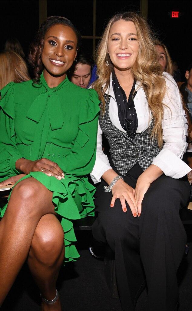 Issa Rae, Blake Lively, Michael Kors, 2020 New York Fashion Week