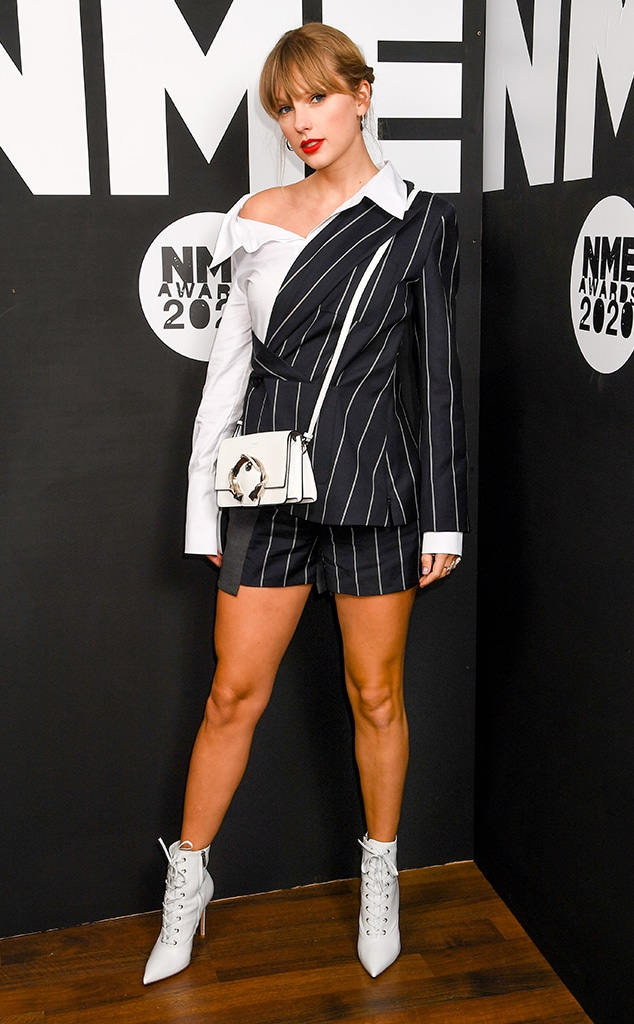 Taylor Swift, 2020 NME Awards, WTF, 2020, Widget