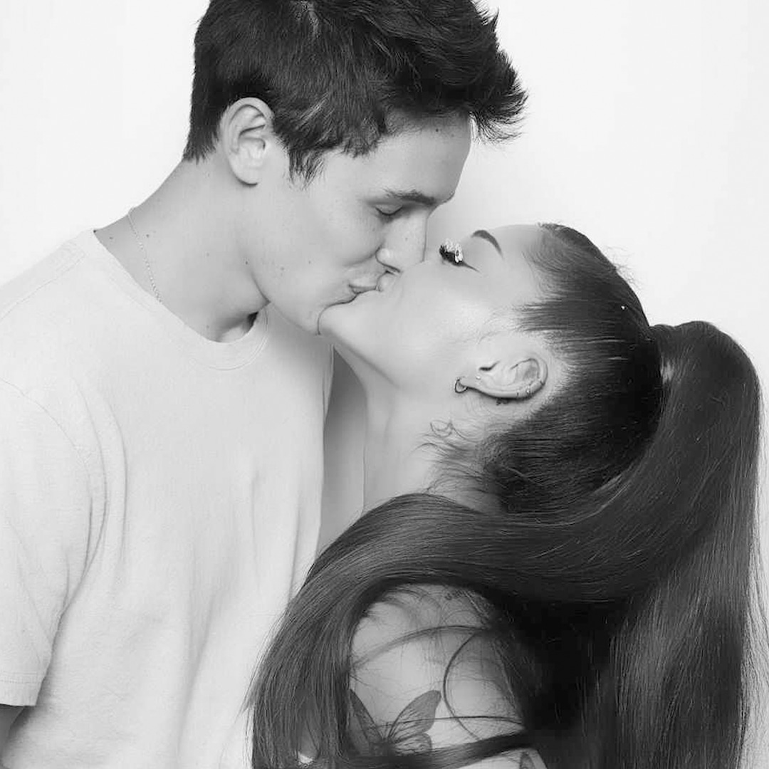 "How Dalton Gomez Helped Design Ariana Grande's ""Tasteful"" Diamond Wedding Band - E! NEWS"