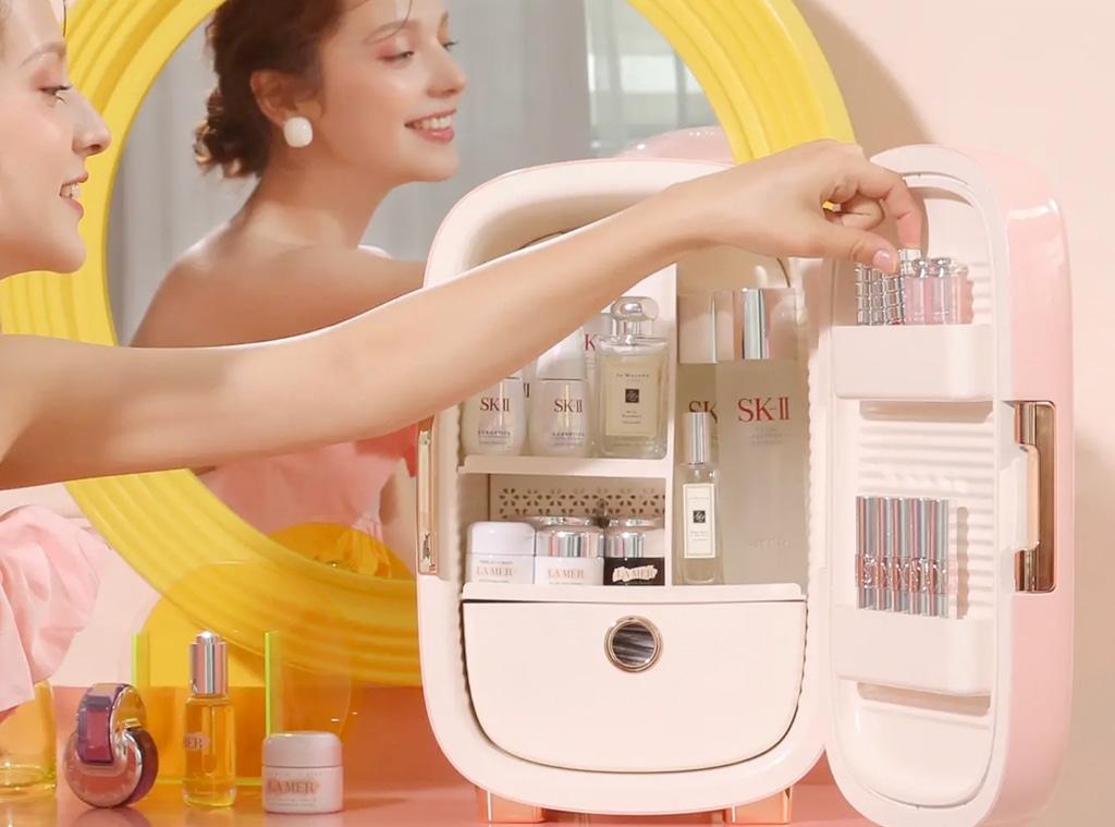 E-Comm: Skincare Fridge