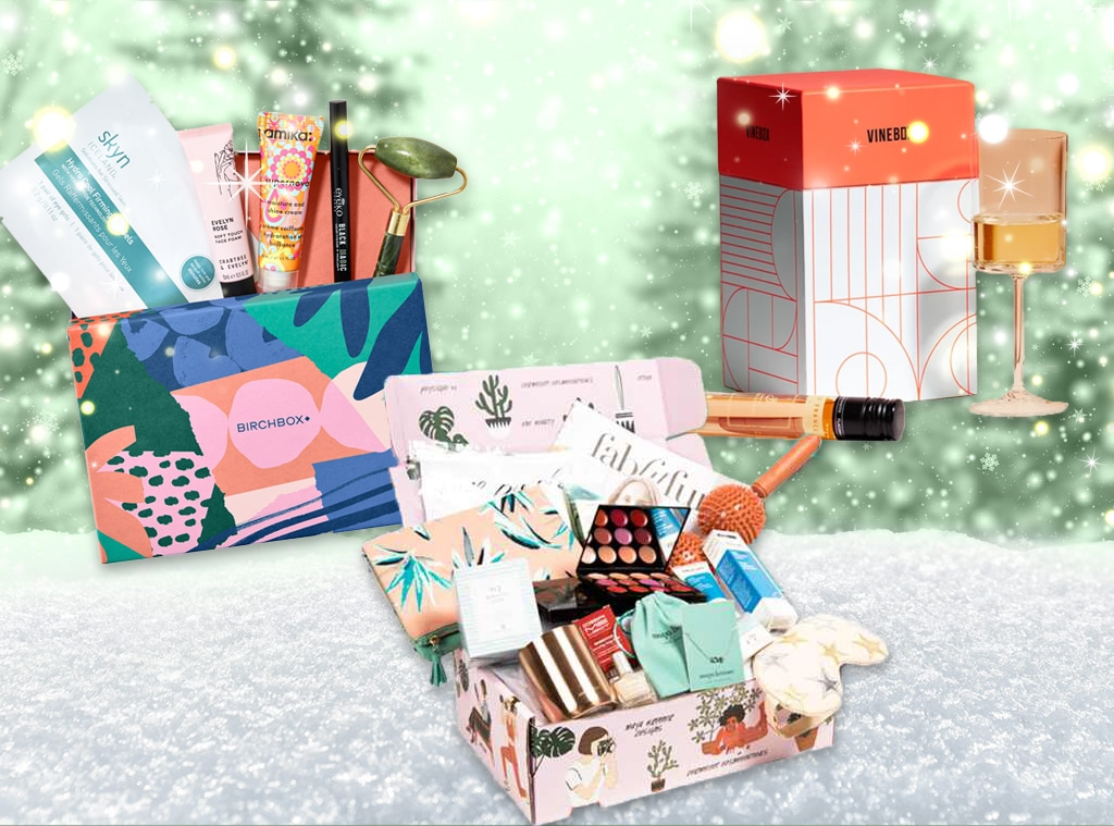 E-Comm: Holiday Gift Guide, Last Minute Holiday Gifts That Won't Look Last Minute, Subscription Boxes