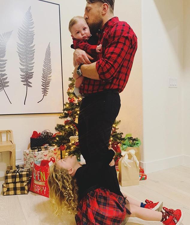 Brie Bella, Christmas