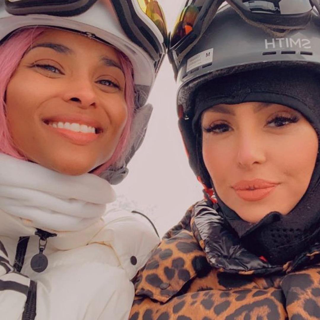 Ciara and Vanessa Bryant Celebrate Christmas With Winter Getaway – E! NEWS