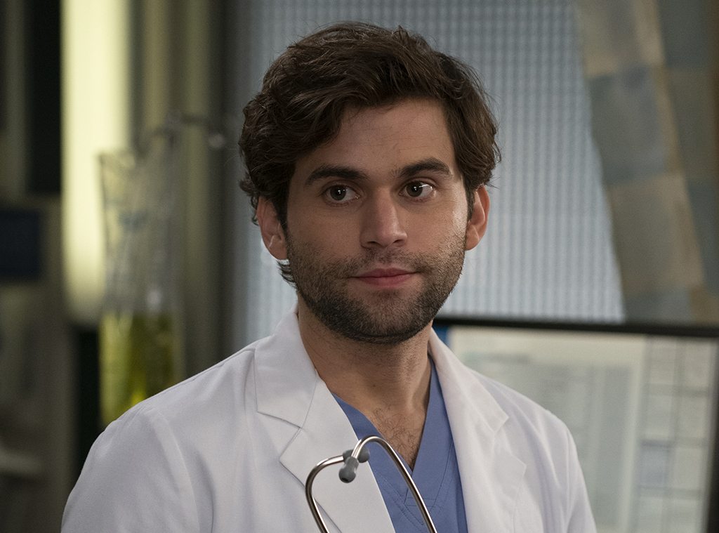Grey's Anatomy, Jake Borelli