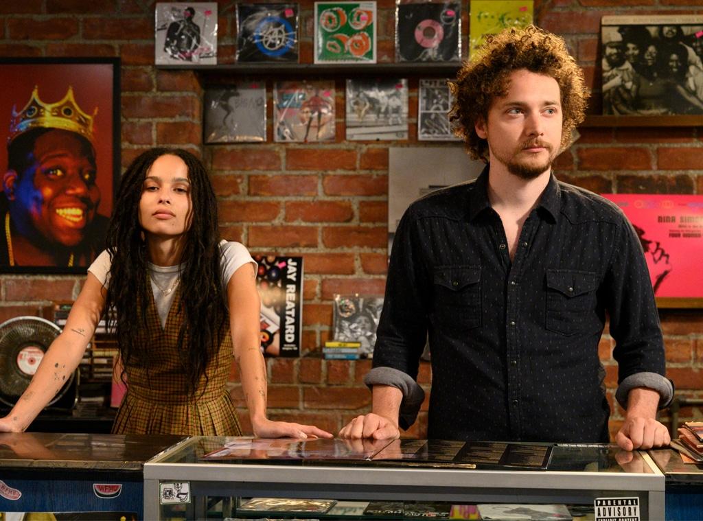 High Fidelity, Zoe Kravitz, Hulu