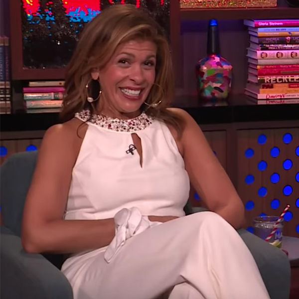 Hoda Kotb Weighs In on Awkward Interview With Vanessa and Nick Lachey