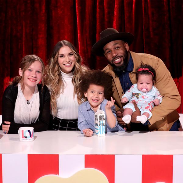 Stephen ''tWitch'' Boss Reveals If Ellen DeGeneres Babysits His Kids