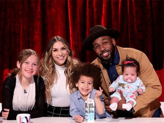 Stephen ''tWitch'' Boss & Allison Holker Reveal If Ellen DeGeneres Would Ever Babysit Their Kids