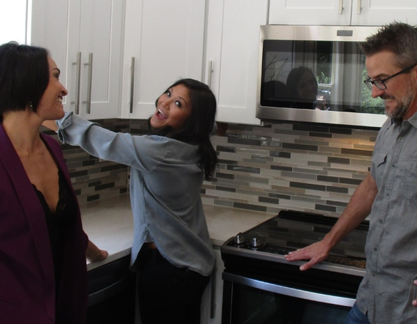 HGTV Features First Throuple on House Hunters