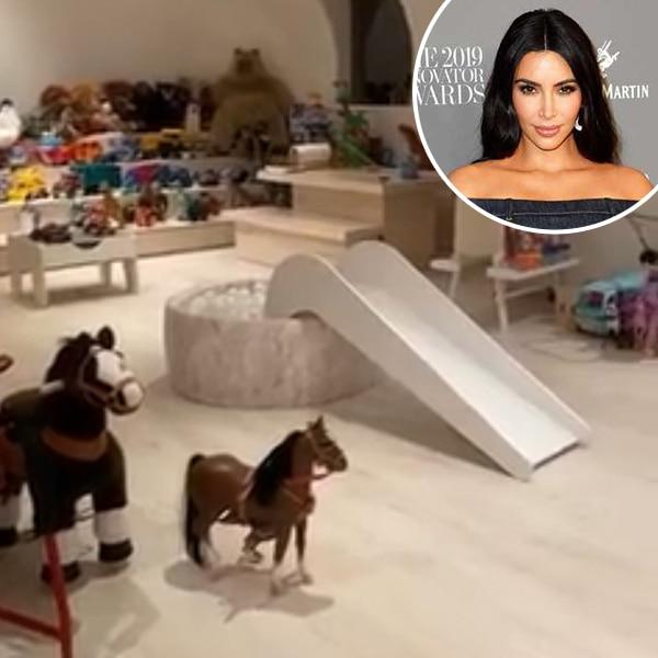 Kim Kardashian, Playroom