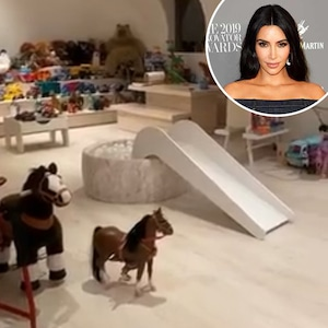 Kim Kardashian, Playroom