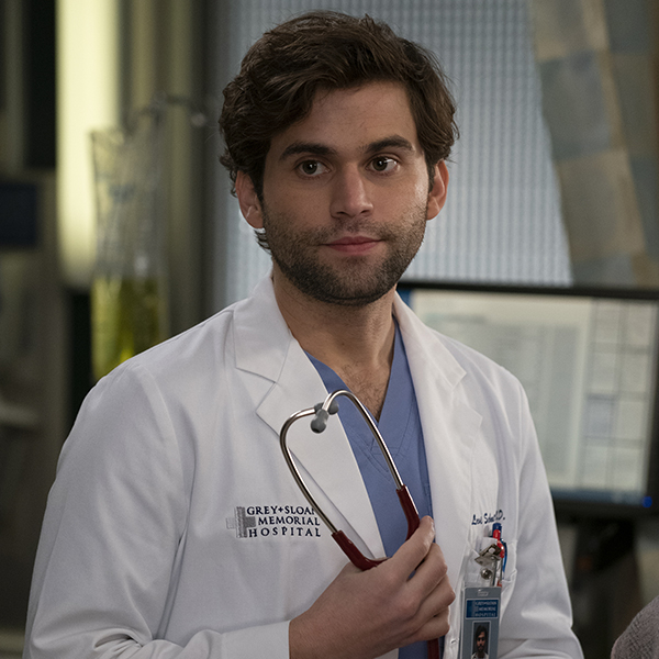 What Schmitt's Big Move Means for Him on Grey's Anatomy