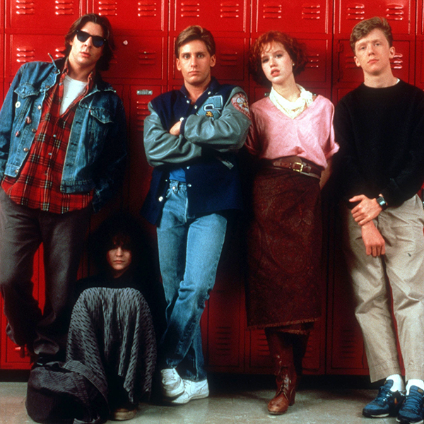 The Breakfast Club Turns 35: See the O.G. Brat Pack Now