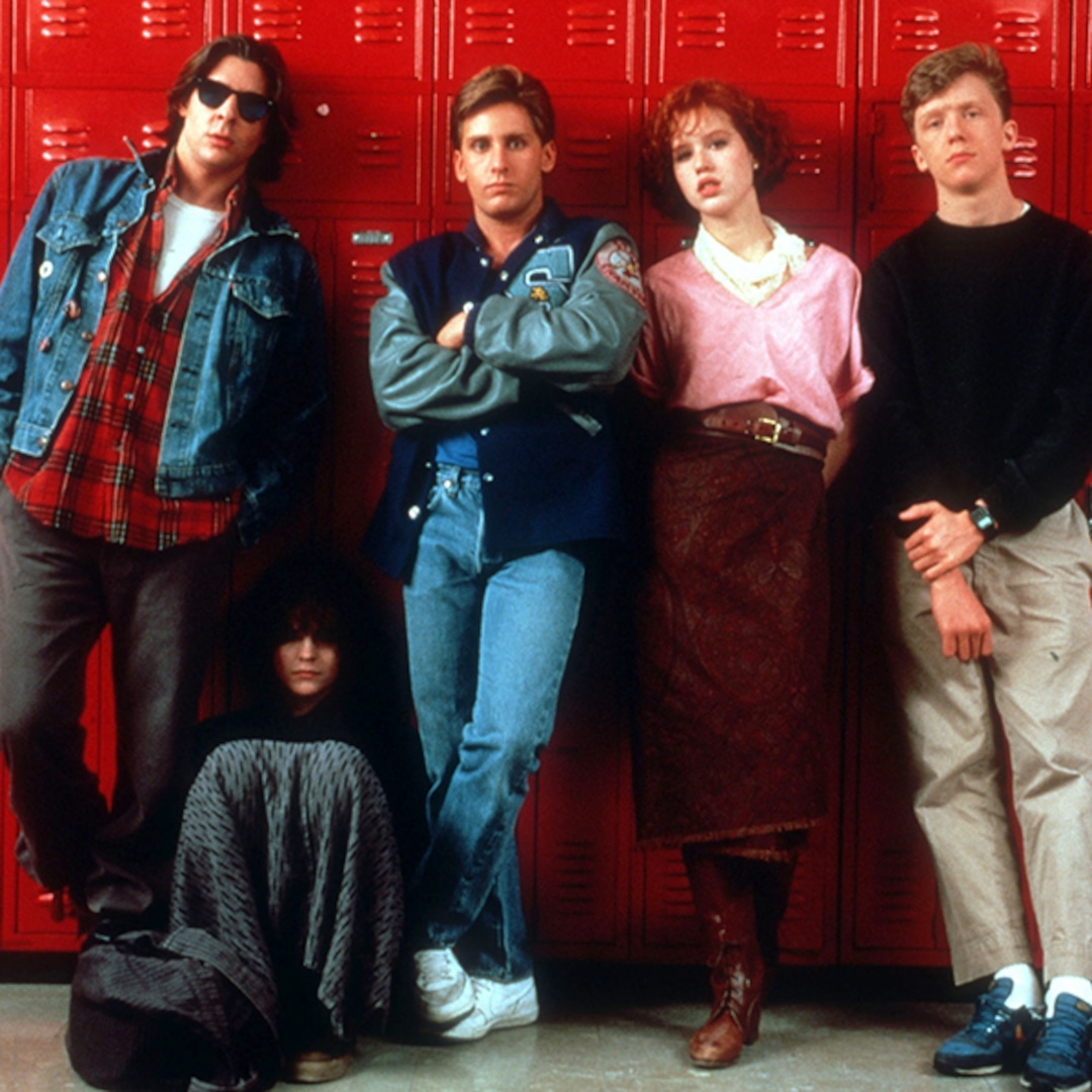 36 Years Since The Breakfast Club, Take a Look at the Original Brat Pack Then and Now thumbnail