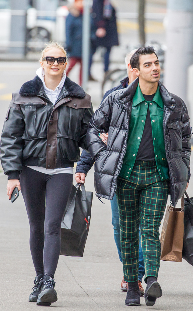 Sophie Turner, Joe Jonas