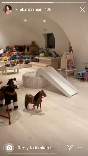 Kim Kardashian Playroom
