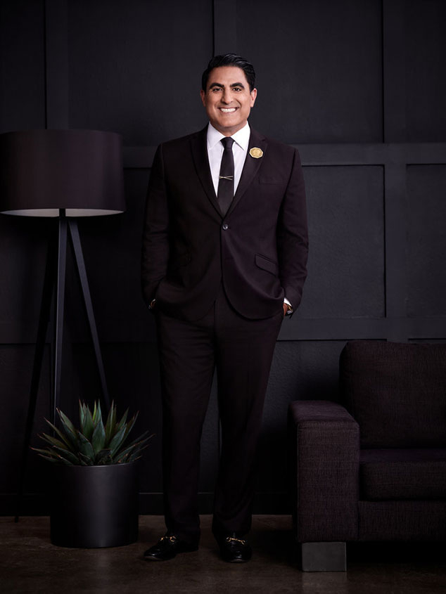 Reza Farahan, Shahs of Sunset