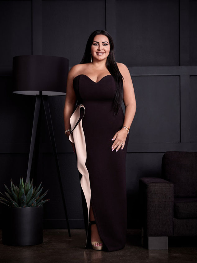 "Mercedes ""MJ"" Javid, Shahs of Sunset"