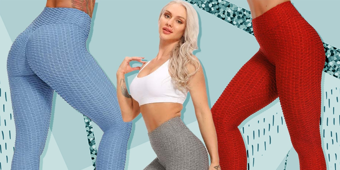 TikTok Is Obsessed With These $23 Booty Leggings That Have Over 21,000 5-Star Reviews on Amazon - E! Online.jpg
