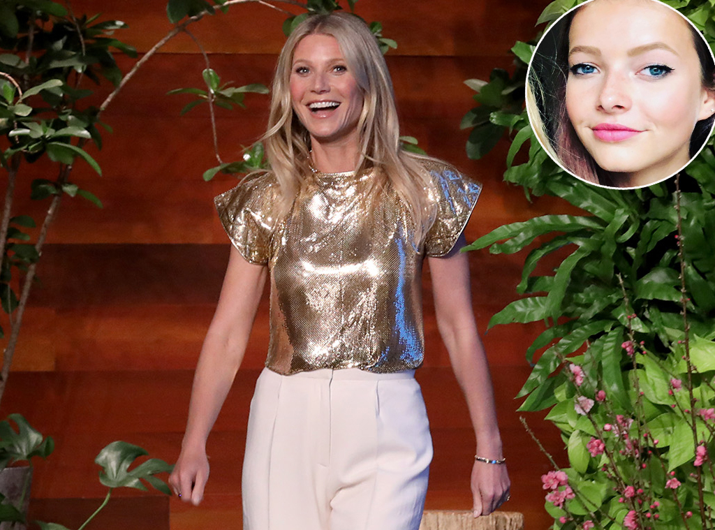 Gwyneth Paltrow, Apple Martin