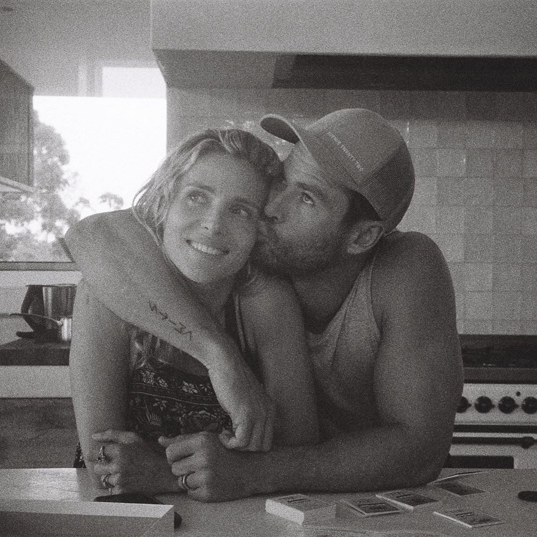 Elsa Pataky, Chris Hemsworth, Valentine's Day 2020